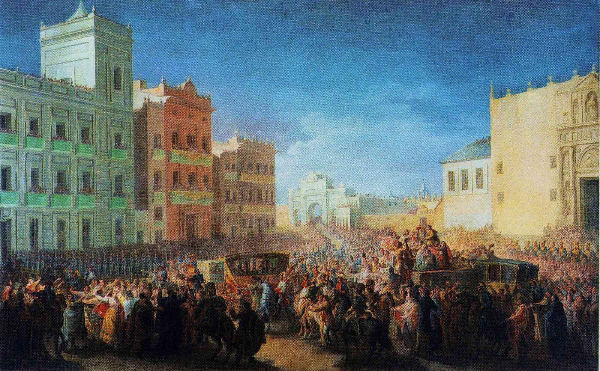 Congress of vienna essay
